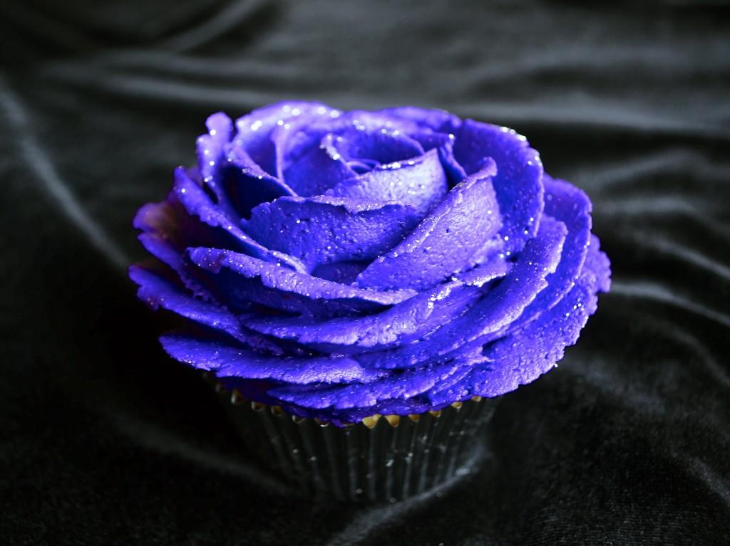 Wasted Rose Cupcake