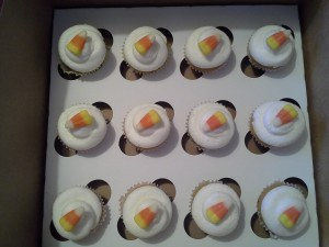 Wasted Desserts Pumpkin Cupcakes