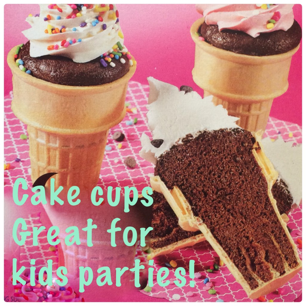 Wasted Desserts Cupcake Cones