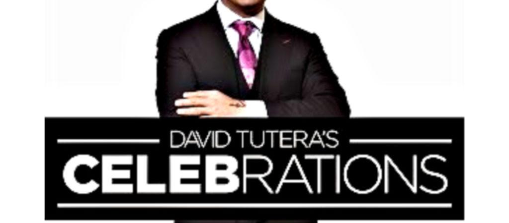 Watch us on David Tutera's CELEB-rations on WE tv