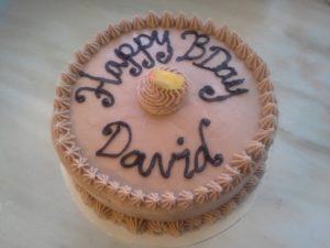 Jack Daniels Cake