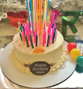 Patron cake
