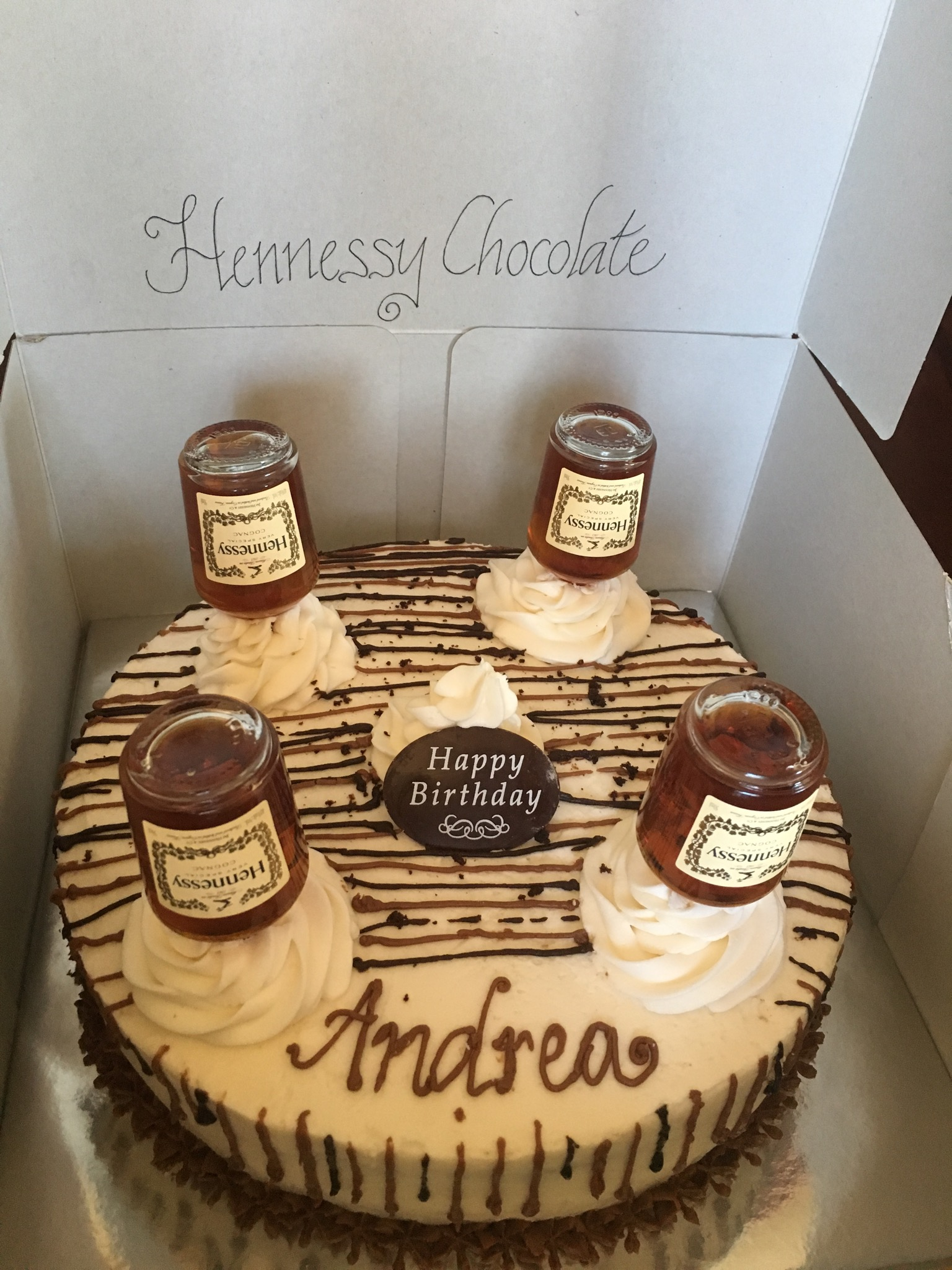 Peachy Hennessycustom Bottle Cake Wasted Desserts Funny Birthday Cards Online Alyptdamsfinfo