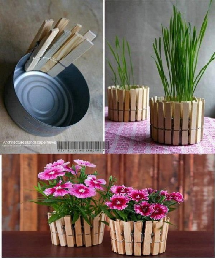 Easy Crafts to do inside.