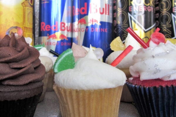 Wasted Desserts Alcoholic Cupcakes